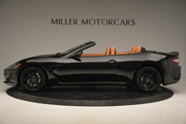 New 2017 Maserati GranTurismo MC CONVERTIBLE for sale Sold at Bentley Greenwich in Greenwich CT 06830 3