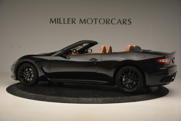 New 2017 Maserati GranTurismo MC CONVERTIBLE for sale Sold at Bentley Greenwich in Greenwich CT 06830 4