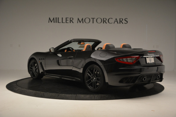 New 2017 Maserati GranTurismo MC CONVERTIBLE for sale Sold at Bentley Greenwich in Greenwich CT 06830 5