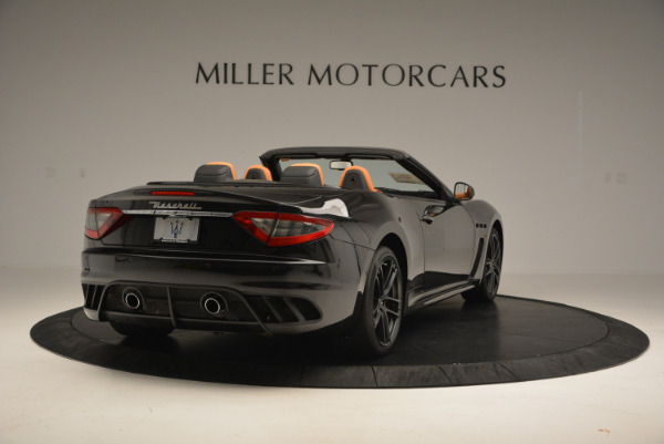 New 2017 Maserati GranTurismo MC CONVERTIBLE for sale Sold at Bentley Greenwich in Greenwich CT 06830 7