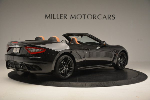 New 2017 Maserati GranTurismo MC CONVERTIBLE for sale Sold at Bentley Greenwich in Greenwich CT 06830 8