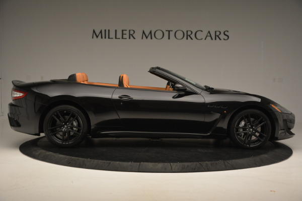 New 2017 Maserati GranTurismo MC CONVERTIBLE for sale Sold at Bentley Greenwich in Greenwich CT 06830 9