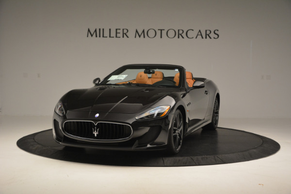 New 2017 Maserati GranTurismo MC CONVERTIBLE for sale Sold at Bentley Greenwich in Greenwich CT 06830 1