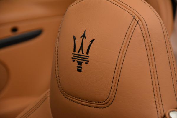 New 2017 Maserati GranTurismo MC for sale Sold at Bentley Greenwich in Greenwich CT 06830 24