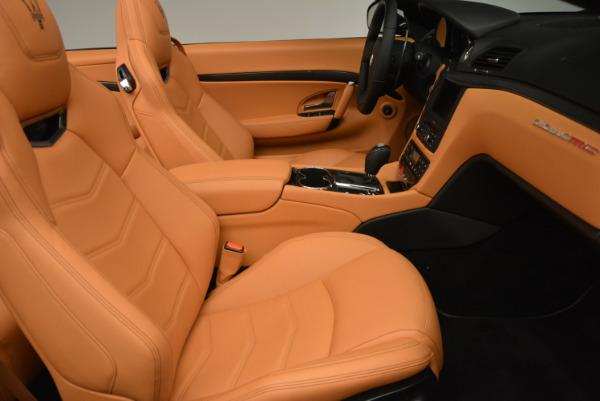 New 2017 Maserati GranTurismo MC for sale Sold at Bentley Greenwich in Greenwich CT 06830 27