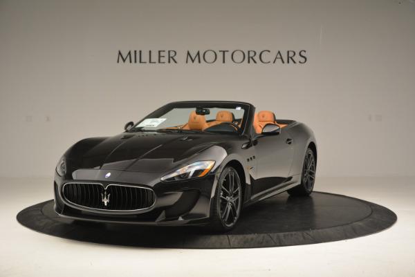 New 2017 Maserati GranTurismo MC for sale Sold at Bentley Greenwich in Greenwich CT 06830 1