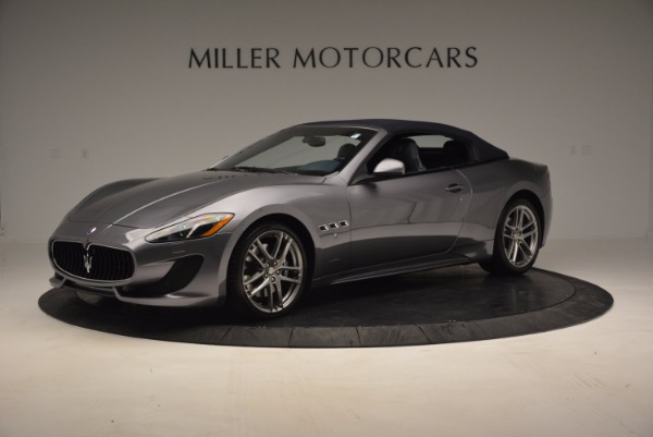 New 2017 Maserati GranTurismo Sport for sale Sold at Bentley Greenwich in Greenwich CT 06830 12