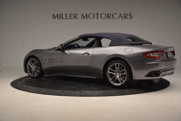 New 2017 Maserati GranTurismo Sport for sale Sold at Bentley Greenwich in Greenwich CT 06830 14