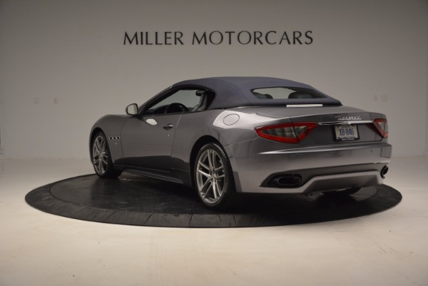 New 2017 Maserati GranTurismo Sport for sale Sold at Bentley Greenwich in Greenwich CT 06830 15