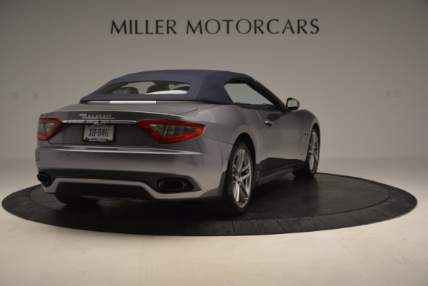 New 2017 Maserati GranTurismo Sport for sale Sold at Bentley Greenwich in Greenwich CT 06830 16