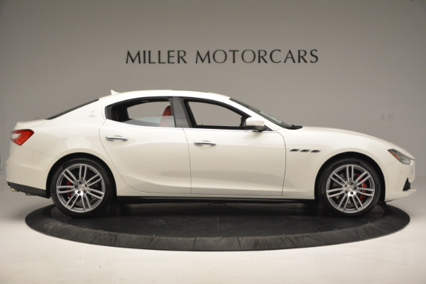 New 2017 Maserati Ghibli S Q4 for sale Sold at Bentley Greenwich in Greenwich CT 06830 9