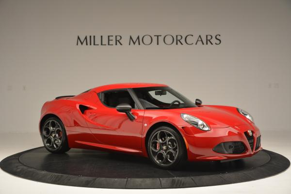 Used 2015 Alfa Romeo 4C Launch Edition for sale Sold at Bentley Greenwich in Greenwich CT 06830 10