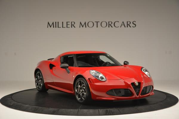 Used 2015 Alfa Romeo 4C Launch Edition for sale Sold at Bentley Greenwich in Greenwich CT 06830 11