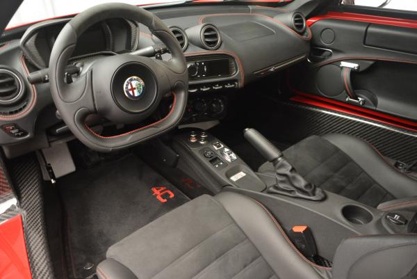 Used 2015 Alfa Romeo 4C Launch Edition for sale Sold at Bentley Greenwich in Greenwich CT 06830 13