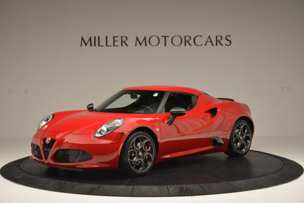 Used 2015 Alfa Romeo 4C Launch Edition for sale Sold at Bentley Greenwich in Greenwich CT 06830 2