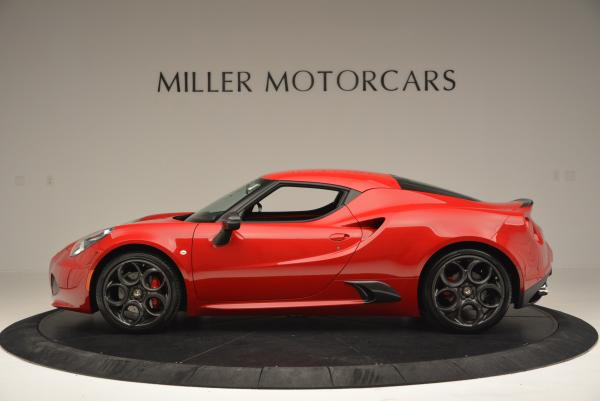 Used 2015 Alfa Romeo 4C Launch Edition for sale Sold at Bentley Greenwich in Greenwich CT 06830 3