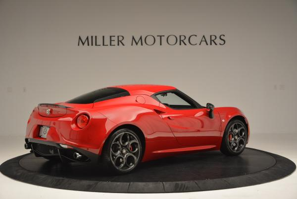 Used 2015 Alfa Romeo 4C Launch Edition for sale Sold at Bentley Greenwich in Greenwich CT 06830 8