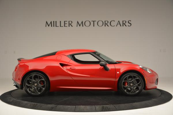 Used 2015 Alfa Romeo 4C Launch Edition for sale Sold at Bentley Greenwich in Greenwich CT 06830 9