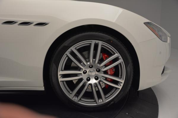 New 2016 Maserati Ghibli S Q4 for sale Sold at Bentley Greenwich in Greenwich CT 06830 12