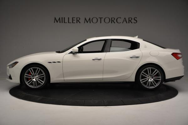 New 2016 Maserati Ghibli S Q4 for sale Sold at Bentley Greenwich in Greenwich CT 06830 3
