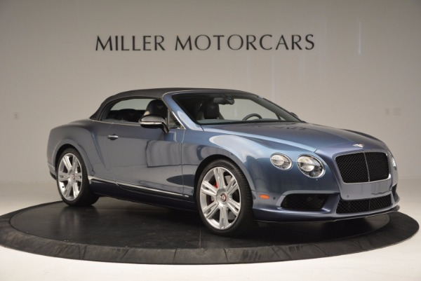 Used 2014 Bentley Continental GT V8 S Convertible for sale Sold at Bentley Greenwich in Greenwich CT 06830 20