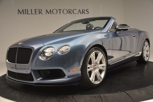 Used 2014 Bentley Continental GT V8 S Convertible for sale Sold at Bentley Greenwich in Greenwich CT 06830 24