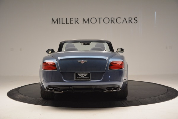 Used 2014 Bentley Continental GT V8 S Convertible for sale Sold at Bentley Greenwich in Greenwich CT 06830 6