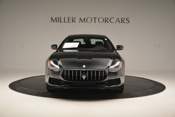 New 2017 Maserati Quattroporte S Q4 GranLusso for sale Sold at Bentley Greenwich in Greenwich CT 06830 12