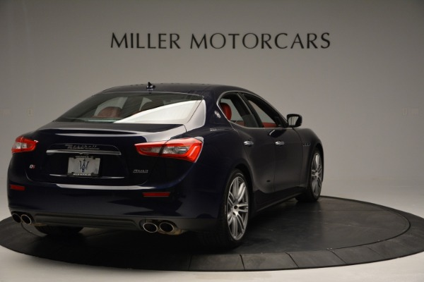 New 2017 Maserati Ghibli S Q4 for sale Sold at Bentley Greenwich in Greenwich CT 06830 7