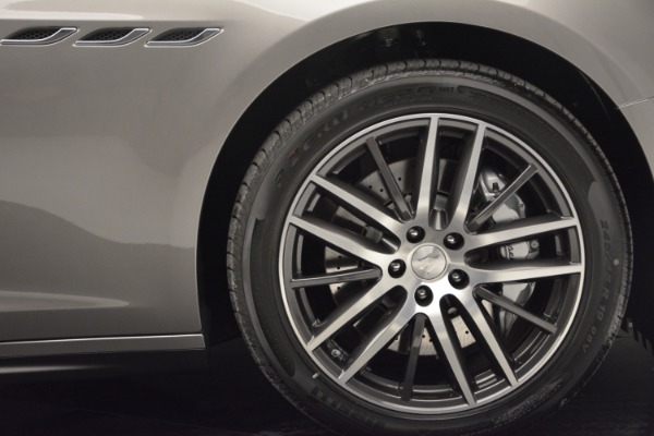 Used 2017 Maserati Ghibli S Q4 EX-LOANER for sale Sold at Bentley Greenwich in Greenwich CT 06830 13