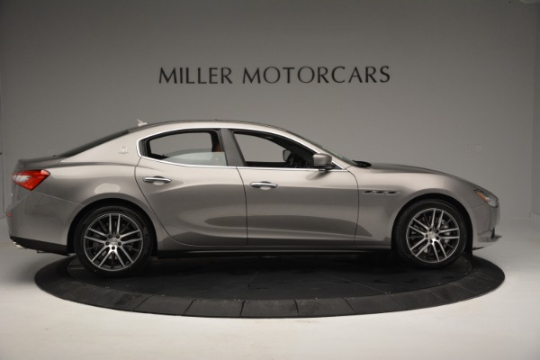 Used 2017 Maserati Ghibli S Q4 EX-LOANER for sale Sold at Bentley Greenwich in Greenwich CT 06830 9