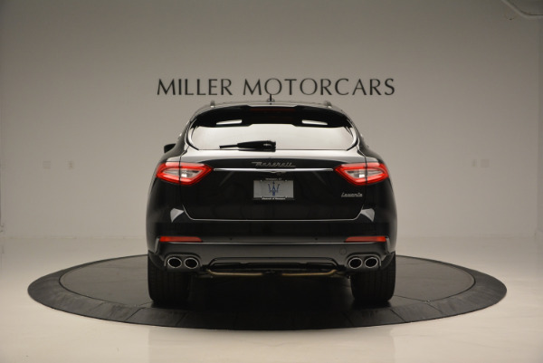 New 2017 Maserati Levante for sale Sold at Bentley Greenwich in Greenwich CT 06830 6