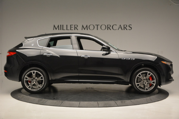 New 2017 Maserati Levante for sale Sold at Bentley Greenwich in Greenwich CT 06830 9