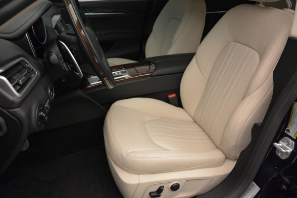 New 2016 Maserati Ghibli S Q4 for sale Sold at Bentley Greenwich in Greenwich CT 06830 20