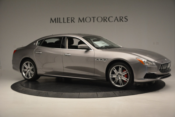 New 2017 Maserati Quattroporte S Q4 GranLusso for sale Sold at Bentley Greenwich in Greenwich CT 06830 10