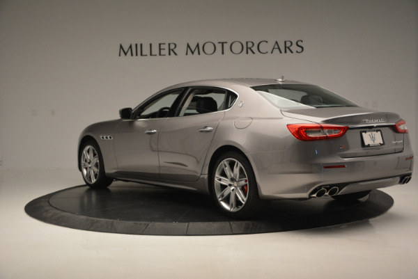 New 2017 Maserati Quattroporte S Q4 GranLusso for sale Sold at Bentley Greenwich in Greenwich CT 06830 5