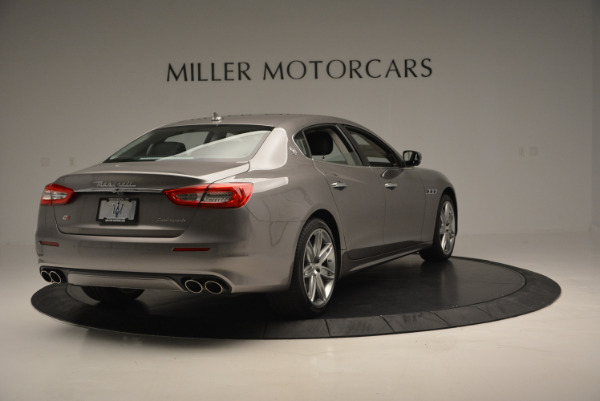 New 2017 Maserati Quattroporte S Q4 GranLusso for sale Sold at Bentley Greenwich in Greenwich CT 06830 7