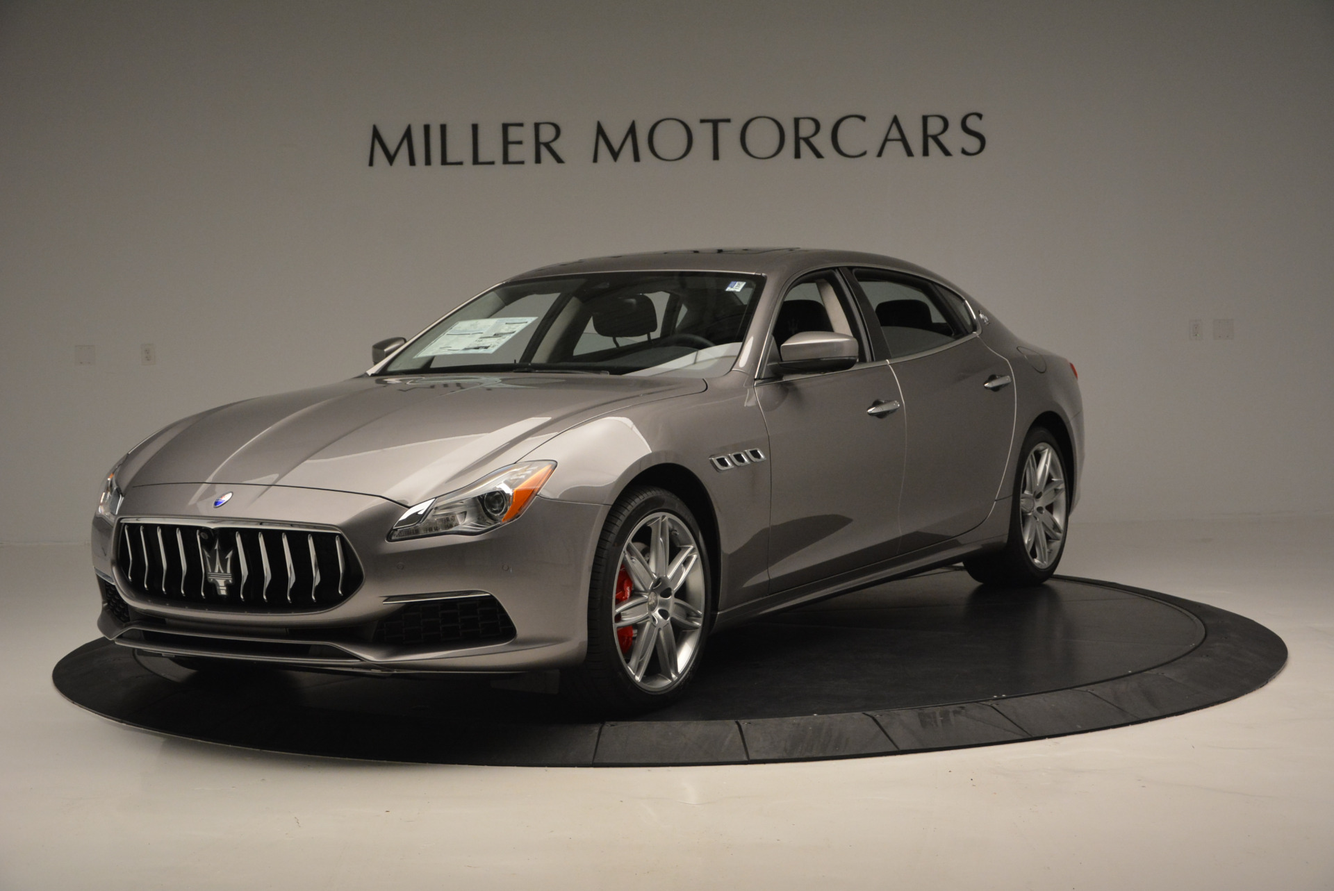 New 2017 Maserati Quattroporte S Q4 GranLusso for sale Sold at Bentley Greenwich in Greenwich CT 06830 1