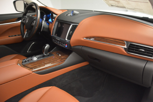 New 2017 Maserati Levante for sale Sold at Bentley Greenwich in Greenwich CT 06830 19