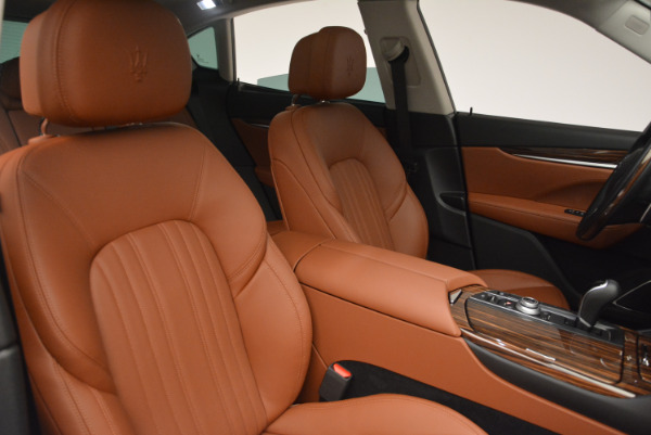 New 2017 Maserati Levante for sale Sold at Bentley Greenwich in Greenwich CT 06830 21