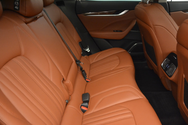 New 2017 Maserati Levante for sale Sold at Bentley Greenwich in Greenwich CT 06830 23