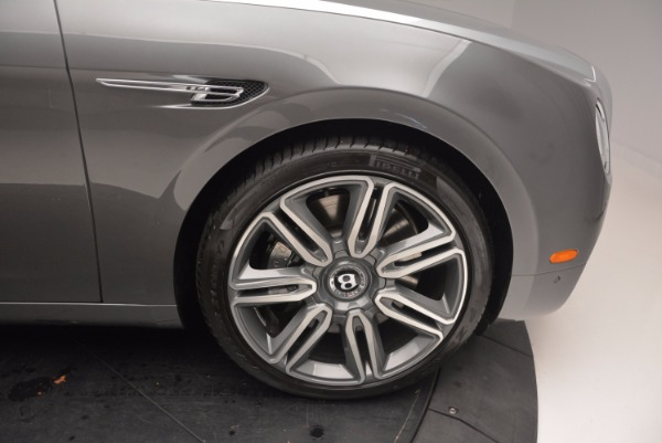 Used 2016 Bentley Flying Spur W12 for sale Sold at Bentley Greenwich in Greenwich CT 06830 13