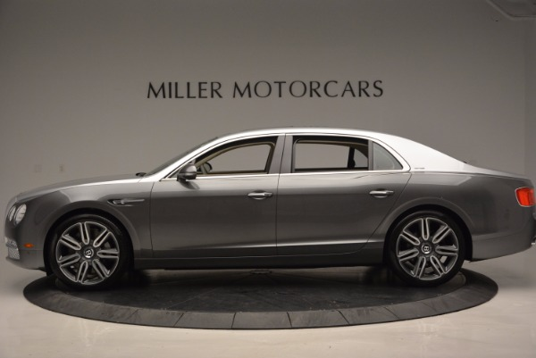 Used 2016 Bentley Flying Spur W12 for sale Sold at Bentley Greenwich in Greenwich CT 06830 3
