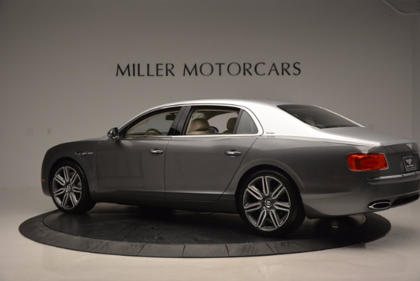 Used 2016 Bentley Flying Spur W12 for sale Sold at Bentley Greenwich in Greenwich CT 06830 4