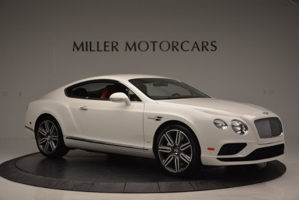 Used 2016 Bentley Continental GT for sale Sold at Bentley Greenwich in Greenwich CT 06830 10