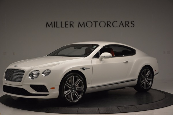 Used 2016 Bentley Continental GT for sale Sold at Bentley Greenwich in Greenwich CT 06830 2