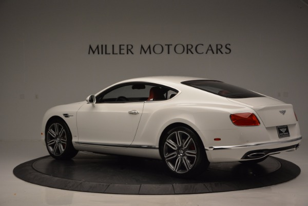 Used 2016 Bentley Continental GT for sale Sold at Bentley Greenwich in Greenwich CT 06830 4