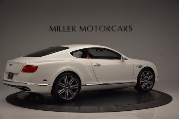 Used 2016 Bentley Continental GT for sale Sold at Bentley Greenwich in Greenwich CT 06830 8