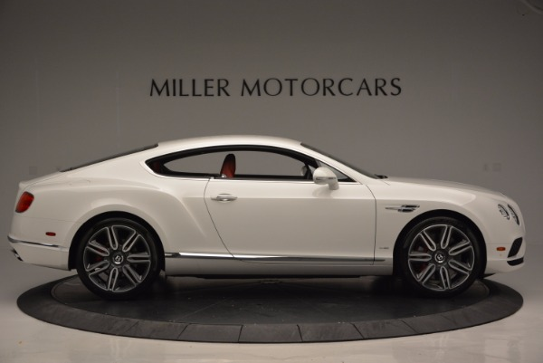 Used 2016 Bentley Continental GT for sale Sold at Bentley Greenwich in Greenwich CT 06830 9