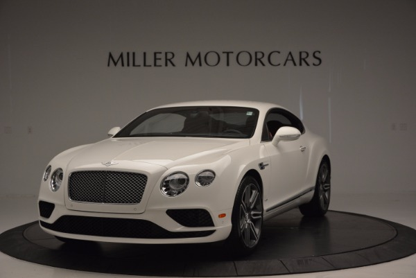 Used 2016 Bentley Continental GT for sale Sold at Bentley Greenwich in Greenwich CT 06830 1